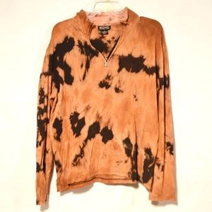 Tie Dye Acid Wash Michael Kors Mens Shirt Polo